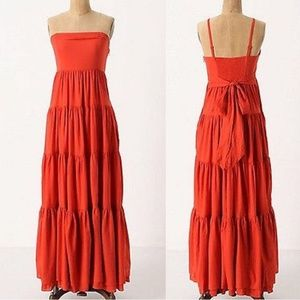 Edme & Esyllte Picacho Maxi Dress